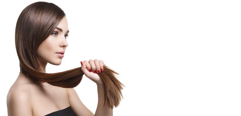 Alopecia en mujeres - Mujer con cabello fuerte y sano