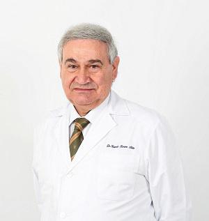Doctor Romero Nieto, especialista en trasplante de cabello
